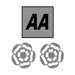 AA Rosette Restaurant Rating