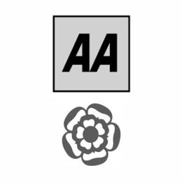 AA Rosette Restaurant Rating