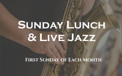 Sunday Lunch Jazz