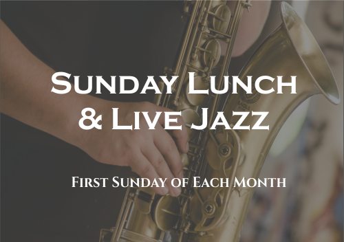 Sunday Lunch Jazz